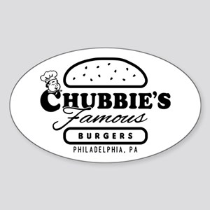 Chubbie's Famous Boy Meets World Sticker